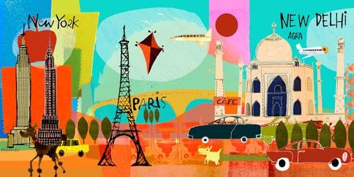 OrangeMarmaladeBooks Illustration